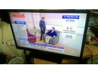 32 inch tv Sharp freeview Remote good condition