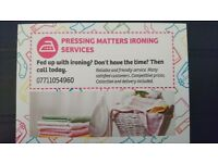 Reliable Ironing Services