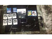 Sony PS Vita (Wi-Fi only) with TECEVO T4 NFC Bluetooth Wireless Speaker