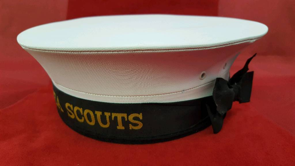 Sea Scout Hat uniform for local troops