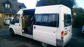 Excellent condition Ford Transit Minibus