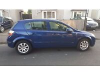 Vauxhall Astra Club 1.4 2004 5 door hatch. New timing chain. 1 yr MOT. New tyres. Ice cold A/C