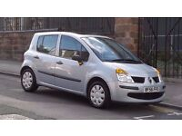 2006 Renault Modus Oasis 1.4 5 Door Hatchback, Full Service History, Two Owners, Full MOT, Must See!