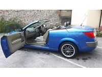 Megane Convertible 2.0 MOT 12MONTHS or Swap Van, Motorcycles £999