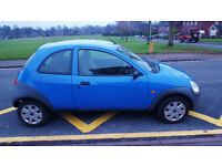 Reliable Ford Ka looking for new owner