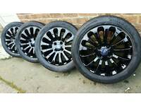 2011 Ford ka alloys mint condition!