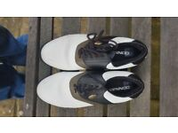 Golf Shoes Juniors Donnay Size 6.5 - Free Shoe Bag included