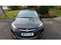 2013 Vauxhall Astra 1.6 Turbo 180bhp 5 Door Hatchback with Full Service History