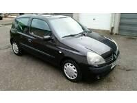 2004 Renault Clio Extreme : 1YR MOT