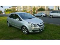 Vauxhall Corsa 1.2 sxi, 3 door, 2007, motd, good condition, PX welcome