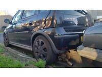 Remapped Vauxhall Corsa