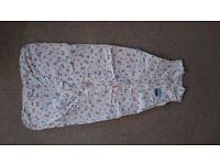 Baby Boy or Girl Grobag Sleeping Bag Pirate Ship Design 18-36 Months, 1.0 Tog Great Condition