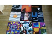 28 x u2 - vinyl collection achtung baby zooropa 2 date lemon mofo remixes