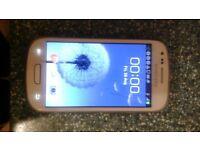 Samsung S3 Mini White