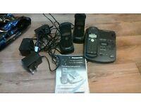 panasonic portable telephones