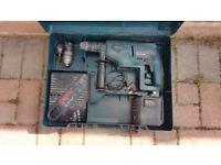 Bosh cordless hummer drill £30