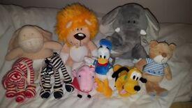 Teddies/cuddly toys