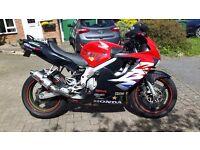 Honda cbr 600 fx £1435 r1 r6 ninja ono