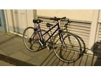Ladies town/hybrid bike