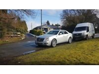 Cadillac CTS Fantastic Condition and Low Mileage with Private Number Plate