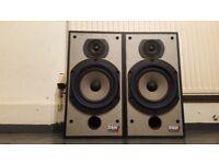 Pair of 110W speakers