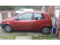 Fiat punto Mia 69,500 miles MOT Feb 18 excellent condition inside and out