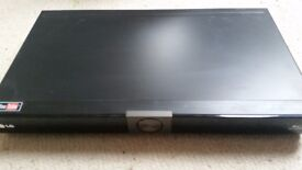 LG Blu-Ray Player with remote and power cable