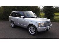 2003 Range Rover Vogue