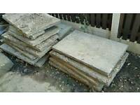 Reserved until further notice.FREE LARGE CONCRETE SLABS FREE