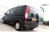 Mercedes Viano |2.2 Diesel | Manual | 8 Seater | Leather | Sensors | Alloys | Long MOT