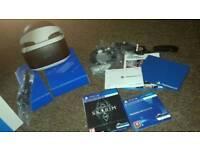 PS4 Skyrim VR and Camera bundle