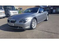 BMW 6 SERIES 3.0 630i Sport Auto 2dr, FULL SERVICE HISTORY, GREAT CONDITION!!