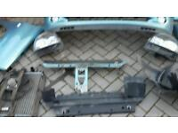Renault clio front end