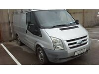 **FOR BREAKING** 2010 FORD TRANSIT 2.2D.