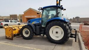 2010 New Holland Tractor