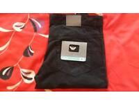 Armani jeans 36w 30l brand new