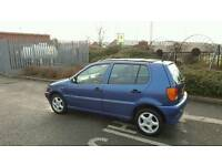 Volkswagen Polo 1.4 Petrol Good condition BARGAIN offer
