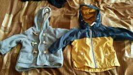 Boys clothes bundle bundle 9-12 12-18 45 items