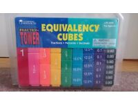 Equivalency Cubes