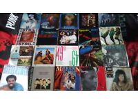 """20 7inch vinyl 7"""" 80s 90s pop some classics lot billy ocean with picture sleeves"""