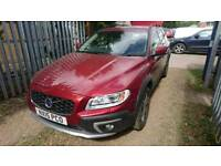 2015 Volvo xc70 cross country lux manual