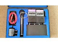 trantec s1000 radio microphone