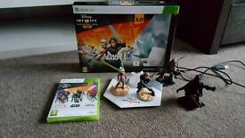 Disney Infinity 3.0 Edition Starter Pack for Xbox 360 Star Wars Game Plus Darth Vader and Chewbacca