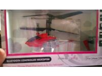 Bluetooth Helicopter