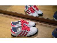Adidas marathon 80 trainers size 8 mint condition