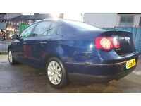 VW VOLKSWAGEN PASSAT S 1.9 TDI 105 BLUE NEW CAMBELT CLUTCH WINTER TYRES NEW MOT