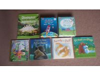 Children's Books (age 3+), plus dot-to-dot book, excellent condition