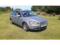 Volvo, V50, Estate, 2005, Diesel Manual, Low mileage, PX