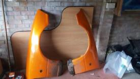 MX5 MK1 Front Wings