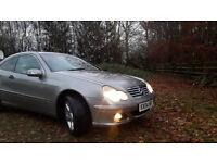 Mercedes Benz C200.2.1 Diesel.Coupe.Manual.6 speeds